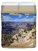 I Can See For Miles And Miles - Grand Canyon Duvet Cover