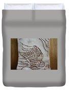 I Have A Dream - Tile Duvet Cover