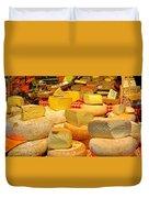 I Love Cheese Duvet Cover