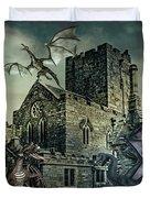 I See Dragons Duvet Cover