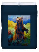 I Spy - Grizzly Bear Duvet Cover