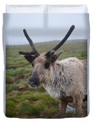 I Think It Might Reindeer Duvet Cover