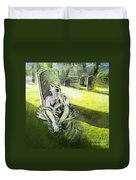 I Wish You Were Here Duvet Cover