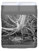 Twisted Roots  Duvet Cover