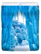 Ice Arch Duvet Cover