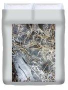 Ice Art IIi Duvet Cover