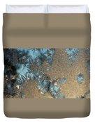 Ice Art  Duvet Cover