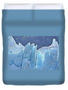 Ice Blue Duvet Cover