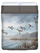 Ice Cold Cans Duvet Cover