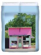 Ice Cream Parlor Duvet Cover