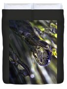 Ice Storm IIi Duvet Cover