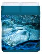 Iceberg Details #8 - Iceland Duvet Cover