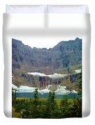 Iceberg Lake Duvet Cover