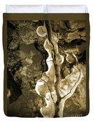 Iced Duvet Cover