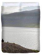 Iceland 12 Duvet Cover