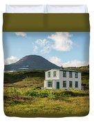 Iceland 32 Duvet Cover