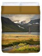 Iceland 33 Duvet Cover