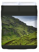 Iceland Hill Duvet Cover