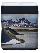 Icelandic Beauty Duvet Cover