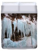 Icicleland Duvet Cover