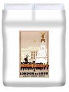 Iconic London  Duvet Cover