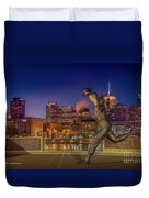 Iconic Pittsburgh Duvet Cover