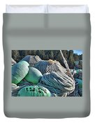 Icy Gear Hdr Duvet Cover
