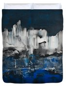 Icy Haven Duvet Cover