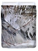 Icy Spring Duvet Cover