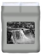 Idaho: Bridal Veil Falls Duvet Cover