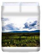 Idaho Field Duvet Cover