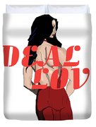 Ideal Love Cover Duvet Cover