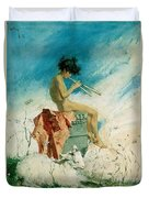 Idyll Duvet Cover by Mariano Fortuny y Marsal