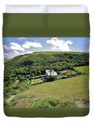 Idyllic North Cornwall Duvet Cover
