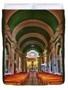 Iglesia De La Merced Duvet Cover