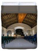 Iglesia San Andres Apostol - Apaneca 11 Duvet Cover