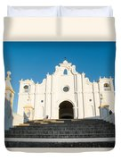 Iglesia San Andres Apostol - Apaneca 2 Duvet Cover