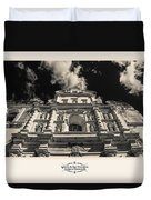 Iglesia San Francisco - Antigua Guatemala IIi Duvet Cover