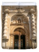 Iglesia San Francisco - Antigua Guatemala Viii Duvet Cover