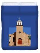 Iglesia San Jose 1922 Duvet Cover