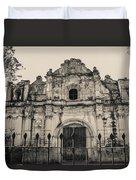 Iglesia San Jose El Viejo - Antigua Guatemala Duvet Cover