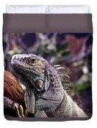 Iguana 338 Duvet Cover