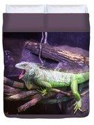 Iguana 339 Duvet Cover