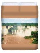 Iguazu Falls 2 Duvet Cover
