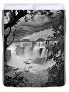 Iguazu Falls Vi Duvet Cover