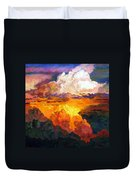 Ill Fly Away O Glory Duvet Cover