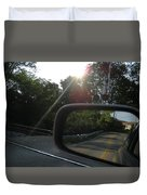 I'll See You At The Crossroads  Duvet Cover