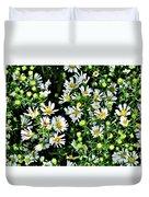 Illinois Wildflowers 1 Duvet Cover