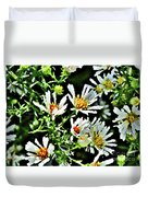 Illinois Wildflowers 3 Duvet Cover