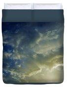 Illuminated Sky Duvet Cover